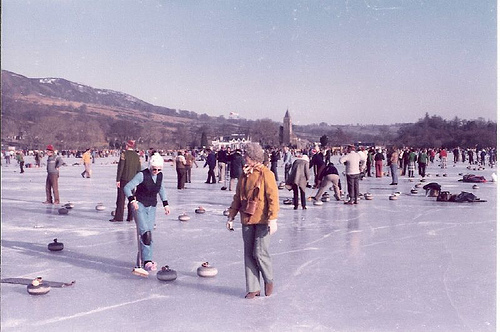 The Grand Match - Lake of Menteith 1979