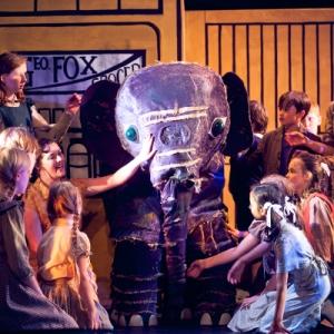 The Elephant Angel Scottish Opera
